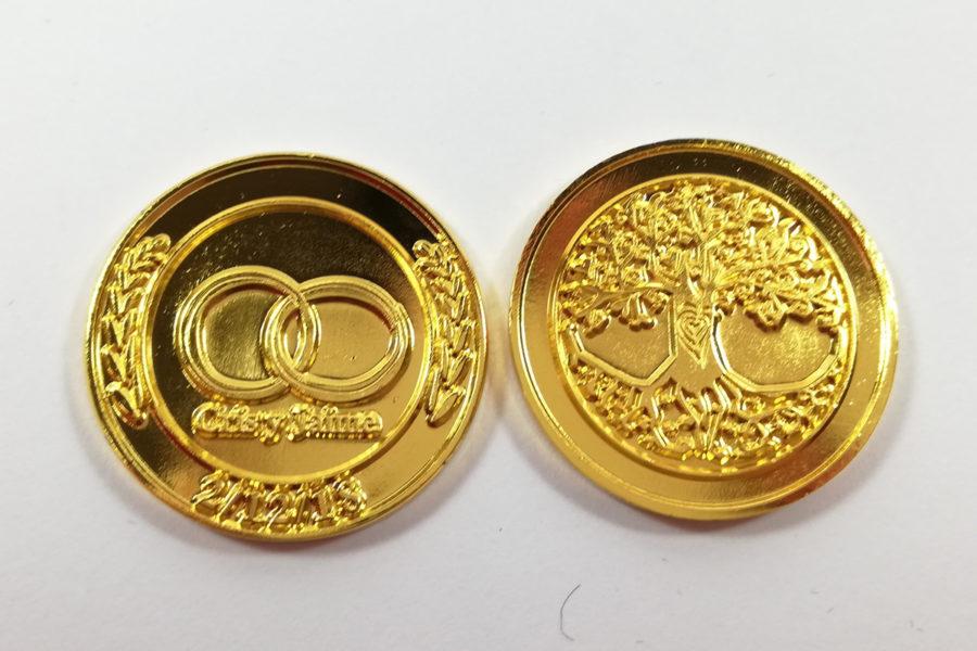 Monedas Bodas