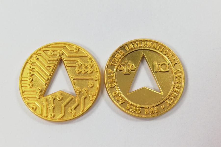 Monedas Troqueladas Personalizadas